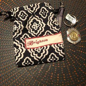 Brighton key chain new